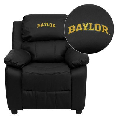 NCAA Embroidered Kid's Recliner NCAA Team: Baylor
