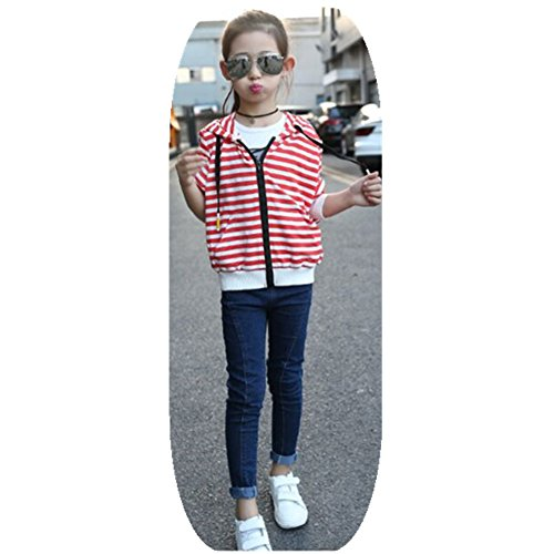 ftsucq-girls-striped-long-sleeve-hoodie-coatred-150