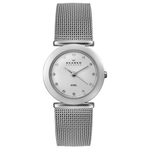 Skagen Women's 107SSSD Mesh Bracelet Watch