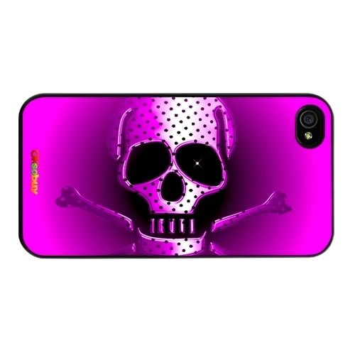 Zombie Battle Fashion Design Hard Case Cover Skin Protector for Iphone 5 At&t Sprint Verizon Retail Packing (Black Pc+pearlescent Aluminum)fs-081