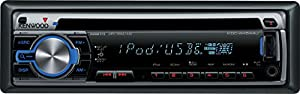 Kenwood KDC-W4544U MP3/WMA/AAC USB/CD-Receiver with iPod control