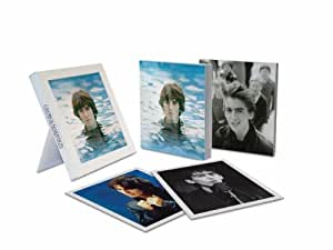 George Harrison: Living in the Material World (Super Deluxe Box Set) [2DVD + Blu-ray + CD + Book]