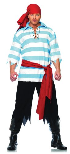 Men's Pillaging Pirate Costume