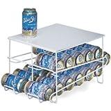 Schulte 24 Can Beverage Dispenser, White