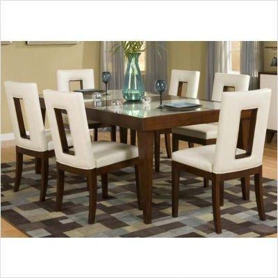 Buy Low Price Najarian Furniture Enzo 9 Pc Rectangular Leg Dining Table Set I
