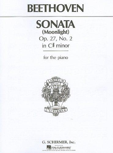 Sonata in C-Sharp Minor, Opus 27, No. 2