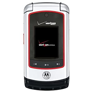 Motorola adventure v750 phone silver black for Food network magazine phone number customer service