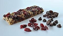 Lenka Bar, Cranberry, Organic Granola, 2.25 Oz (Pack of 12)