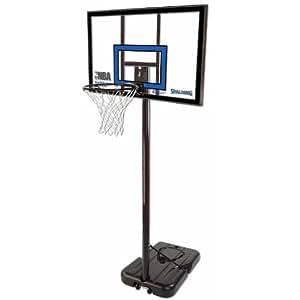 SPALDING(スポルディング) バスケットゴール HILIGHT ACRYLIC PORTABLE(ハイライト アクリル ポータブル) 77455CN