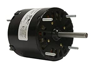 Fasco D132 3.3-Inch General Purpose Motor, 1/20 HP, 115 Volts, 1500 RPM, 1 Speed, 1.8 Amps, OAO Enclosure, CWSE Rotation, Sleeve Bearing by Fasco