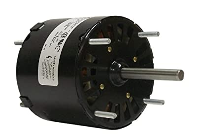 Fasco D132 3.3-Inch General Purpose Motor, 1/20 HP, 115 Volts, 1500 RPM, 1 Speed, 1.8 Amps, OAO Enclosure, CWSE Rotation, Sleeve Bearing