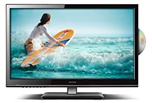 Dyon TAV 22 Basic 55,9 cm (22 Zoll) Fernseher (HD-Ready, Twin Tuner, DVD-Player)
