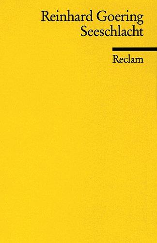 Buchseite und Rezensionen zu 'Seeschlacht. Tragödie.' von Goering Reinard