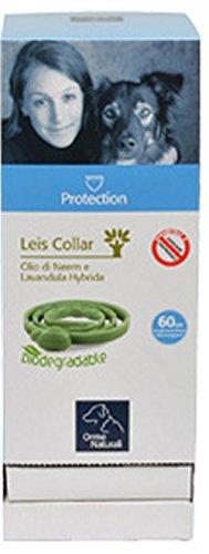 Camon Collare LEIS cane protezione da leishmaniosi e zanzare all'olio di neem - L. 60 cm