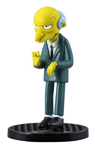 Action Figure - Simpsons - Montgomery 2.75 PVC Gifts Toys New 27728