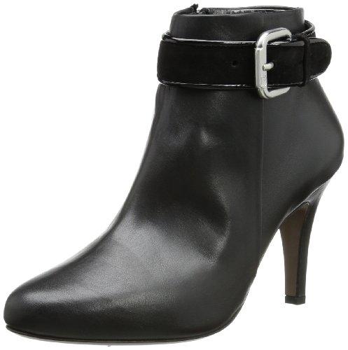 Navyboot Womens 8842 Boots Black Schwarz (black 000) Size: 7 (41 EU)