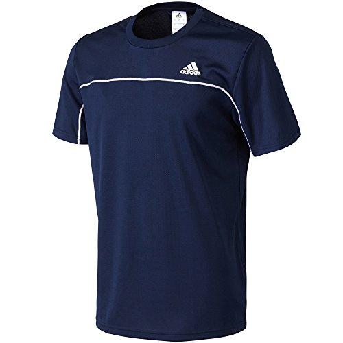 (アディダス)ADIDAS M ESS BC ショートスリーブTシャツ KAZ10 S91192 カレッジネイビー J/M