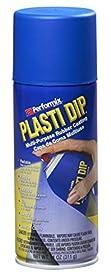 Performix 11252-6 Plasti Dip Flex Blue Spray - 11 oz.