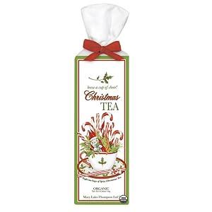 Santa Teacup Spicy Christmas Tea from Mary Lake-Thompson Ltd.