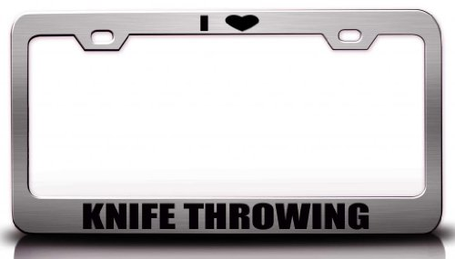 Types Of Throwing Knives