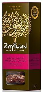 Zaytoun Palestinian Medjool Dates 250 g (Pack of 3)