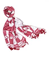 Official NCAA Oklahoma Sooners Viscose Scarf