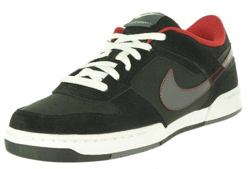 #1 Nike Men's NIKE RENZO 2 SKATE SHOES 10.5 (BLACK/DARK GREY)