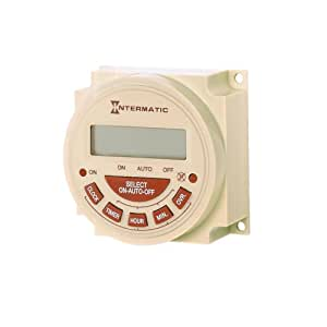 240 volt electric timer mechanism wall timer switches. Black Bedroom Furniture Sets. Home Design Ideas