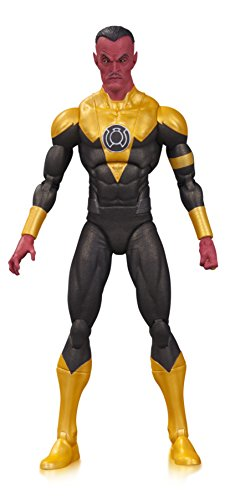 DC Collectibles Icons Sinestro Action Figure (Dc Comics Sinestro Action Figure compare prices)