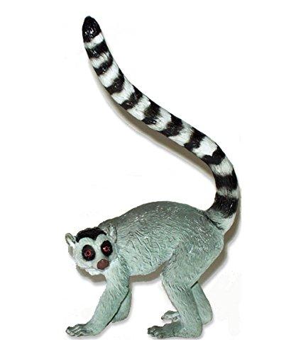 AAA-55028-Ring-tailed-Lemur-Wild-Animal-Figurine