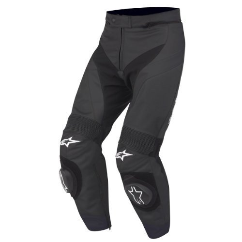 Alpinestars Stella GP Plus Lederhose, Farbe schwarz, Größe 40(IT46)