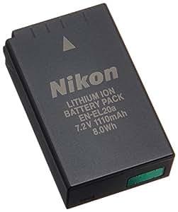 Nikon Li-ion リチャージャブル バッテリー ENEL20A