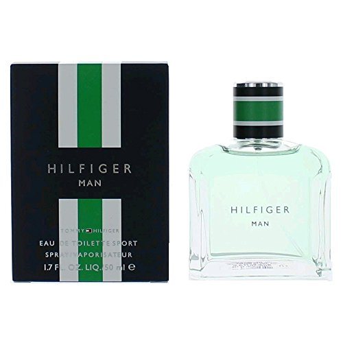 tommy hilfiger man eau de toilette sport spray 1 7 ounce. Black Bedroom Furniture Sets. Home Design Ideas