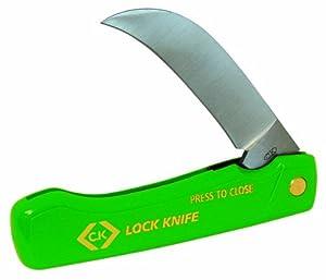 C.K G9068L Couteaux de jardin