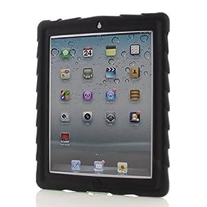 Gumdrop Cases Bounce Case For iPad 2, 3 & New iPad 4 - Black