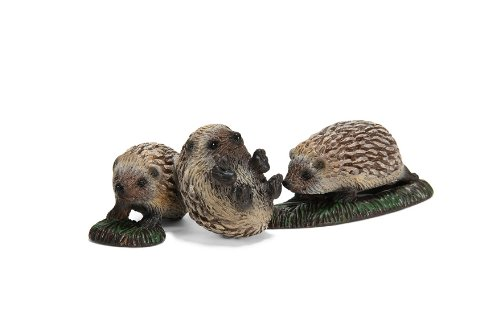 Schleich Hedgehog Pups Toy Figure - 1
