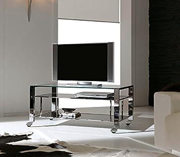 Mesa de TV con ruedas Mod. MILAN-TV (100x45x50h cm)