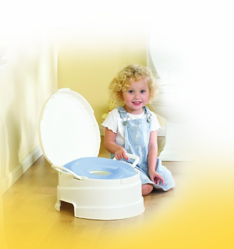 Potty Training Toilet Seat Chair 4 In 1 Step Stool Kids