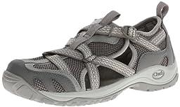Chaco Women\'s Outcross Web-W Water Shoe,Steel,7.5 M US