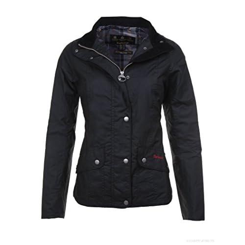 Barbour Ferndown Jacket - Black - 12