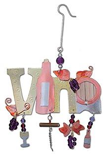 Pilgrim Imports Vino Fair Trade Ornament