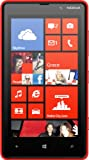 Nokia Lumia 820 Sim-free Windows Smartphone - Red