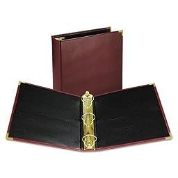 SAM15164 - Samsill Leather-like Classic Collectn Ring Binder