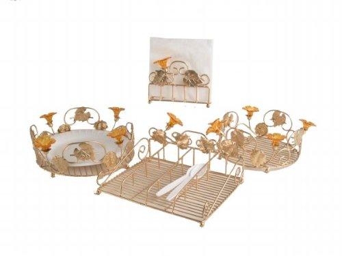 Cheap Buffet Set (4 Piece Set) (QBA222SET)