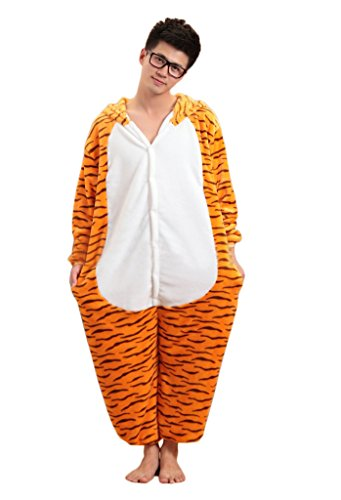 QinYing Men Women Lounge Wear Pajamas Set Kigurumi Anime Cosplay Costume
