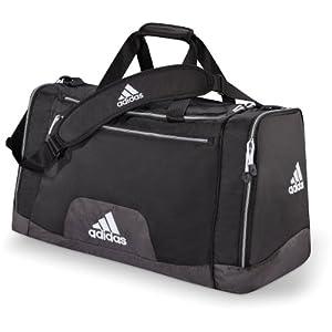 adidas University Medium Duffle, Black