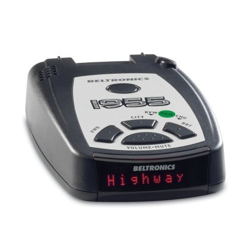 Beltronics Vector V955 Radar Detector Laser Alert Professional Safety Easy To Use High Quality Automobile Vehicle