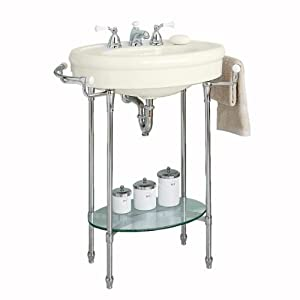 American standard standard collection for Pedestal sink with metal legs