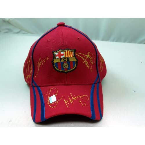 FC BARCELONA OFFICIAL TEAM LOGO CAP / HAT   FCB011