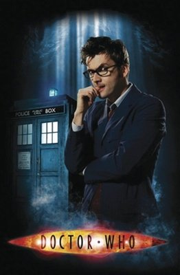 Doctor Who David Tennant Dr. Sci-Fi TV Poster 24 x 36 inches